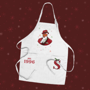 Purchase your Soul of Santa Apron today!